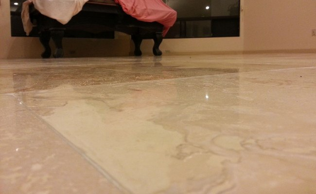 Travertine After