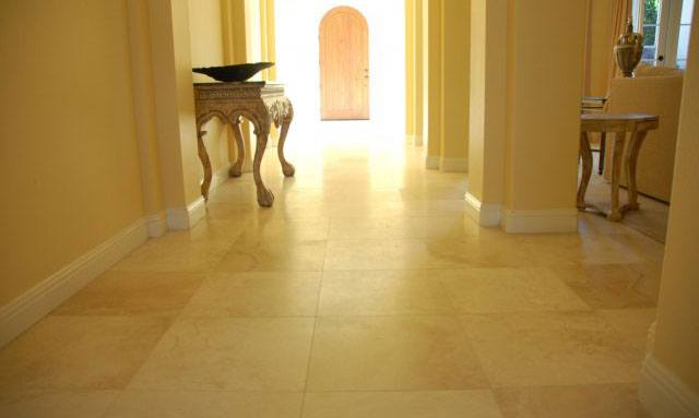 removing topical sealer from natural stone