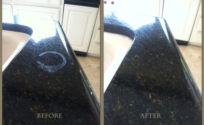 Granite-Countertop-Etch-Removal