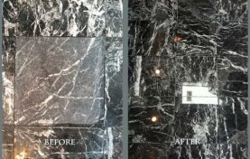 Marble Shower Scratch Repair