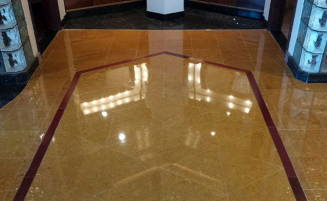 Wood-Inlays-Limestone-Floor-San-Diego-After-