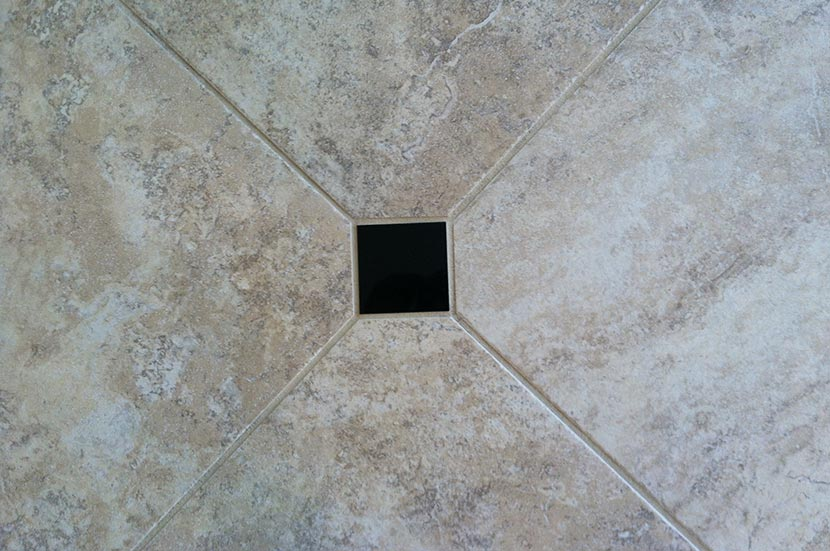 after tile and grout cleaning and sealing