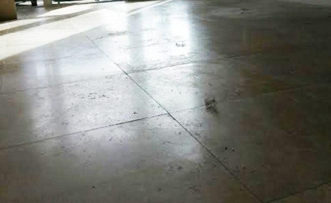 travertine-honing-repair-sealing-before