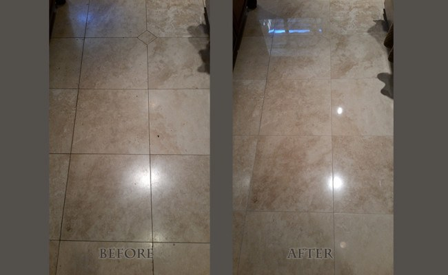 travertine-light-polish-before-after