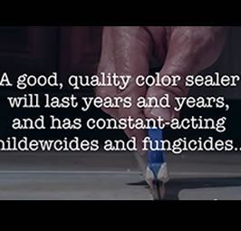 Advantages of Grout Color Sealing