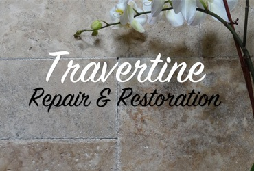 Travertine-Restoration