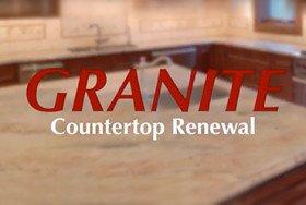 Granite Countertop Renewal and Refinishing
