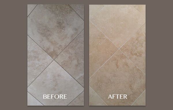 Epoxy Grout Staining