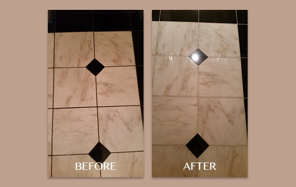 Marble and Granite Floor Polishing