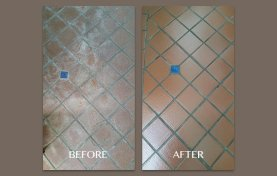 Remove Sealer and Water Deposits