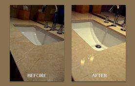 Commercial Restoration at La Jolla Hotel