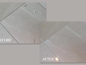 Limestone Honed Finish Changed to Polished