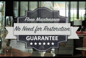 Floor Commercial Maintenance