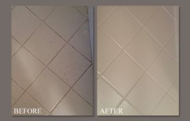Deep Cleaning Porcelain Tile and Grout