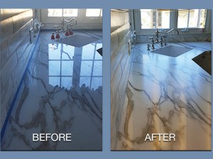 Change Marble Finish San Diego