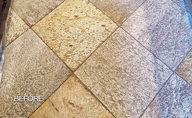 quartzite-before