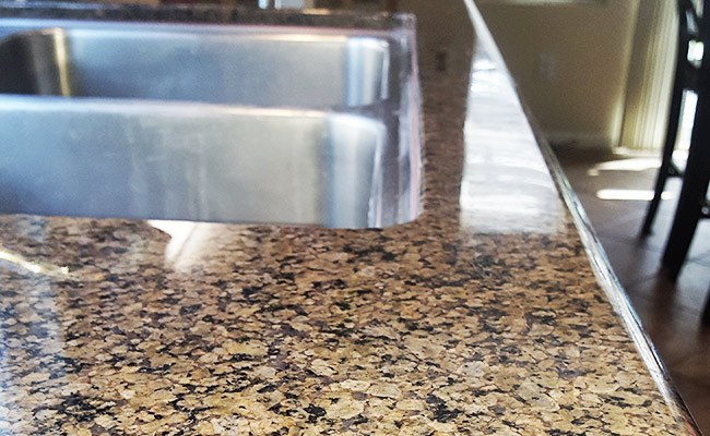 Granite Countertop Crack Repair San Diego