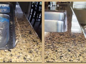 S Repaired And Granite Refinished