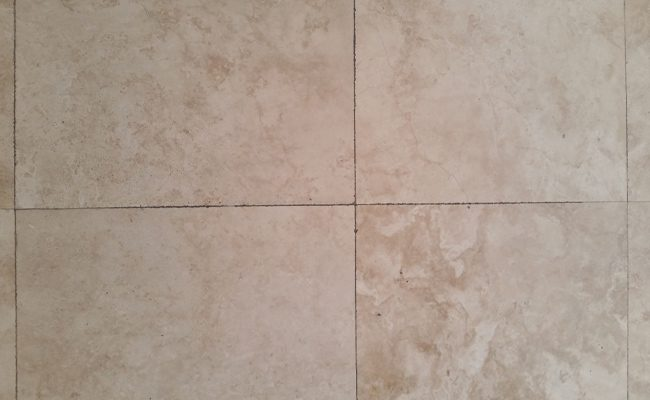 Dirty Grout Lines