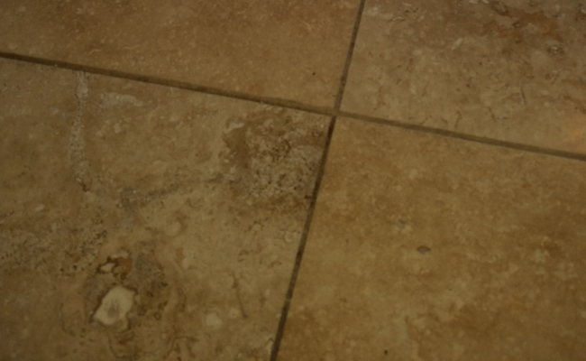 Professional Travertine Honing and Restoration