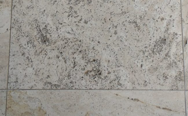 Unfilled Honed Travertine